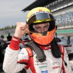 Fach triumphiert auch am Lausitzring