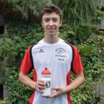 800m-Junioren-Schweizermeister Silas Zurfluh verletzt