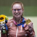 Gold für Christen – Schwyzer Olympiasiegerin