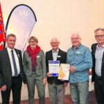 Schwyzer erhalten in Wil nationale Auszeichnung
